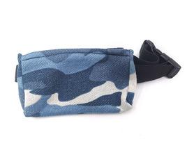 Belt with case for diabetic pump - Camo 2