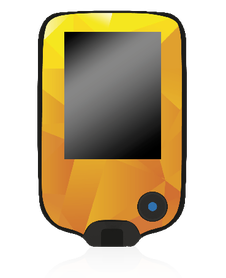 Libre Sticker - Orange