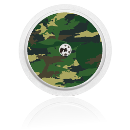 Libre Sensor Sticker - Camo 2