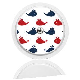Libre Sensor Sticker - Fish