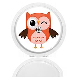 Libre Sensor Sticker - Owl 3