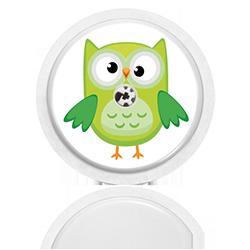 Libre Sensor Sticker - Owl 4