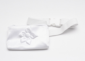 Belt with case for insulin pump - Satin luxury 3