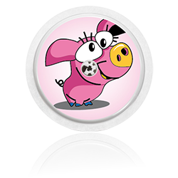 Libre sensor sticker - Animals 1