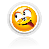 Libre sensor sticker - Emoticon 4