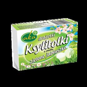 Xylitol pills - apple