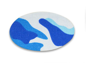 Freestyle Libre tape full - water pattern
