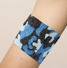 Adhesive bandages camo blue 1 roll / width 5 cm (2)