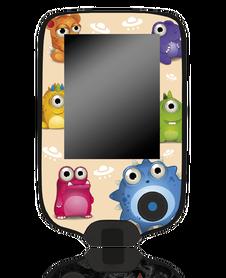 Libre Sticker - Monsters