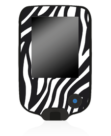 Libre Sticker - Zebra