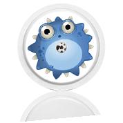 Libre sensor sticker - Monster 1