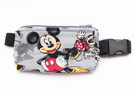 Belt with case for diabetic pump - Mickey 2