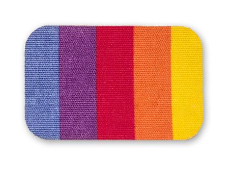 Freestyle Libre tape full - rainbow (1)