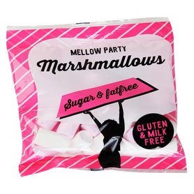 Marshmallows Mellow Party, sugar & gluten free