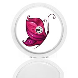 Libre Sensor Sticker - Butterfly 1  (1)