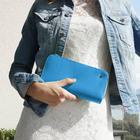 Exclusive handbag for woman LIGHT BLUE (1)