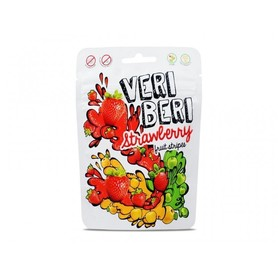Natural jelly Veri Beri Strawberry