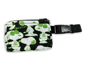 Belt with case for diabetic pump - Snoopy