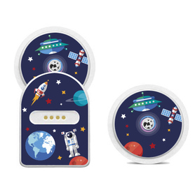 Stickers will make better design of your CGM!