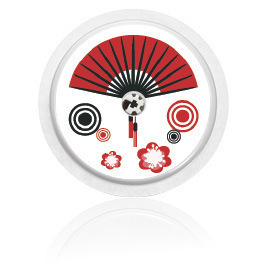 Libre sensor sticker - Japan