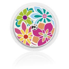 Libre sensor sticker - Flowers mix