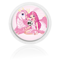Libre sensor sticker - Pony 2