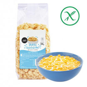 Cornflakes - no sugar added, gluten free