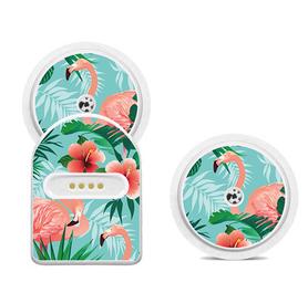 Naklejki na miaomiao Flamingi 2