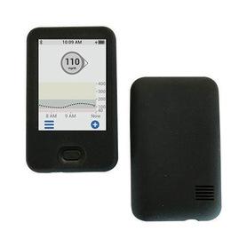 Dexcom G6 silicone case cover for receiver Black