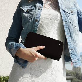 Exclusive handbag for woman - BLACK