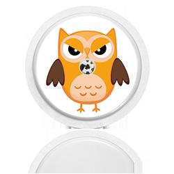 Libre Sensor Sticker - Owl 1