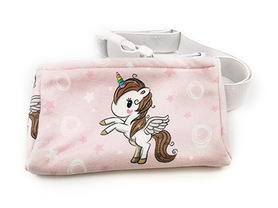 Belt with case for diabetic pump Unicorn 2