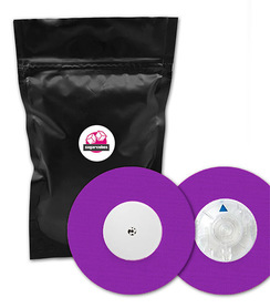 Universal purple patches tapes with hole