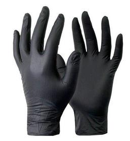 Nitrile Black gloves 10 pcs