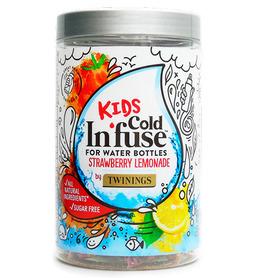 Natural Fruit Cold Tea Strawberry Lemonade KIDS