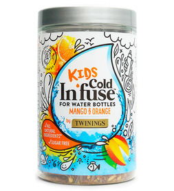 Natural Fruit Cold Tea - mango & orange KIDS