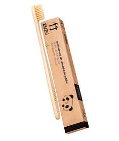 Szczoteczka do zębów z naturalnego bambusu