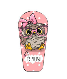 Dexcom G6 sticker OWL 1
