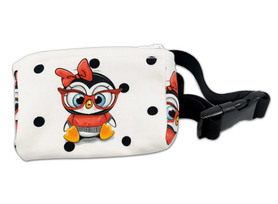 Belt with case for diabetic pump Penguin