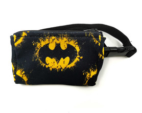 Belt with case for diabetic pump Batman